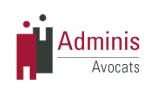 Adminis Avocat logo