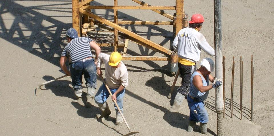 chantier travail droits travailleurs ouvriers adminis