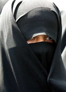 voile islamique élections